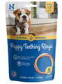 N-Bone Puppy Teething Ring Chicken Flavor - 6 Ring Pack