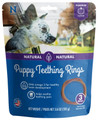 N-Bone Puppy Teething Ring Pumpkin Flavor, 3.6 Oz, 3 Pack - Made in the USA