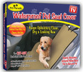 Waterproof Vehicle Pet Seat Cover