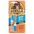 Gorilla Glue: Super Glue, 2-pack (3 Gram tubes)