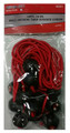 "12-Pc. 10"" Bungee Ball Cords, Tarp Tie-Downs"