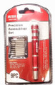 9-Pc. Precision Screwdriver Set