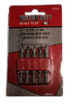 "5-Pc. 2"" Phillips #2 Power Bit Set"