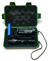 Tactical Ultra-Bright CREE Flashlight - Reachargeable with case