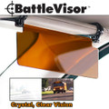"Atomic Beam, ""Battle Visor"" - Clear Vision Vehicle Visor"