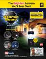 Atomic Beam, LED Lantern