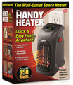 Handy Heater, Outlet Personal Space Heater