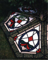 Stained Glass Tree Skirt