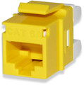 Cat.6A MT Series Keystone Jack (Yellow)