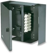 Wall Mount Optical Fiber Enclosures with Access Door