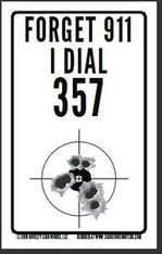 Dial 357 Magnet