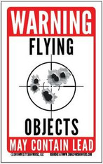Flying Objects Magnet