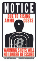 Rising Ammo Cost Magnet
