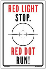 RED DOT RUN!