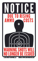 RISING AMMO COSTS