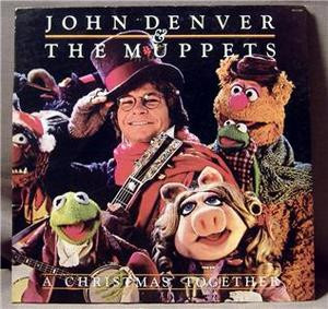 John Denver Christmas.A Christmas Together John Denver And The Muppets Dvd Movie Collection Free Shipping