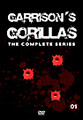 GARRISON'S GORILLA'S DVD COLLECTION Free Shipping