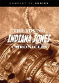 YOUNG INDIANA JONES CHRONICLES DVD COLLECTION Free Shipping