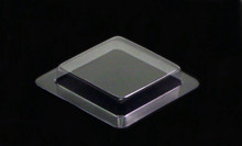 "PRO PACK Standard Square Blister Size 2-1/2""x1/2"""