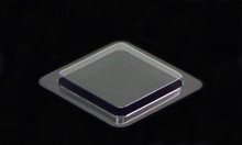 "PRO PACK Standard Square Blister Size 2-1/2""x1/4"""