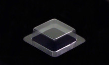 "PRO PACK Standard Square Blister Size 2""x3/4"""