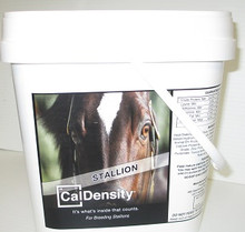 CalDensity Stallion is formulated with a unique blend for support of healthy semen and reproductive vitality.