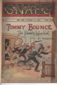SNAPS COMIC WEEKLY #1 A SCARCE FRANK TOUSEY DIME NOVEL STORY PAPER