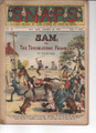 SNAPS COMIC WEEKLY #53 A SCARCE FRANK TOUSEY DIME NOVEL STORY PAPER