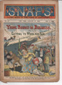 SNAPS COMIC WEEKLY #17 A SCARCE FRANK TOUSEY DIME NOVEL STORY PAPER