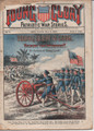 YOUNG GLORY WEEKLY #4 FRANK TOUSEY DIME NOVEL STORY PAPER