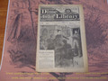 1886 BEADLE'S NEW YORK DIME LIBRARY #393 DIME NOVEL STORY PAPER