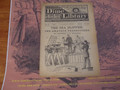 1880 BEADLE'S NEW YORK DIME LIBRARY #113 DIME NOVEL STORY PAPER