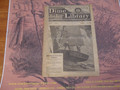 1890 BEADLE'S NEW YORK DIME LIBRARY #615 FOLDER DIME NOVEL STORY PAPER