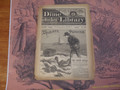 1888 BEADLE'S NEW YORK DIME LIBRARY #489 DIME NOVEL STORY PAPER