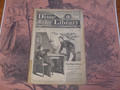 1890 BEADLE'S NEW YORK DIME LIBRARY #610 A DIME NOVEL STORY PAPER