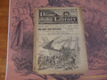 1884 BEADLE'S NEW YORK DIME LIBRARY #277 DIME NOVEL STORY PAPER