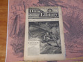 1889 THE NEW YORK DIME LIBRARY #542 DIME NOVEL STORY PAPER