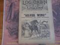 1890 LOG CABIN LIBRARY #112 NED BUNTLINE PIRATE STORY PAPER DIME NOVEL