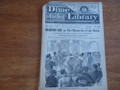 BEADLE'S NEW YORK DIME LIBRARY #236 BOWERY HIPPODROME THEATRE DETECTIVE SCARCE STORY PAPER DIME NOVEL