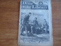 BEADLE'S NEW YORK DIME LIBRARY #721 WILLETT BOWERY NY  SCARCE STORY PAPER DIME NOVEL