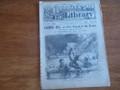 BEADLE'S HALF DIME LIBRARY #381 BUCKSKIN SAM SCARCE STORY PAPER DIME NOVEL