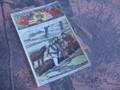 1935 ADVENTURES BUCK TAYLOR TERROR OF THE PELLEROSSA #28 DIME NOVEL STORY PAPER