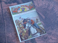 1935 ADVENTURES BUCK TAYLOR TERROR OF THE PELLEROSSA #35 DIME NOVEL STORY PAPER