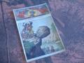 1935 ADVENTURES BUCK TAYLOR TERROR OF THE PELLEROSSA #36 DIME NOVEL STORY PAPER