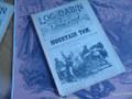 1890 LOG CABIN LIBRARY # 45 NED BUNTLINE SCARCE DETECTIVE STORY PAPER DIME NOVEL