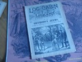 1890 LOG CABIN LIBRARY # 58 NED BUNTLINE SCARCE BLACK HILLS DEADWOOD STORY PAPER DIME NOVEL