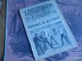 1890 LOG CABIN LIBRARY # 72 NED BUNTLINE SCARCE BLACK HILLS DEADWOOD STORY PAPER DIME NOVEL