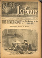 1888 VERY SCARCE CAMPFIRE LIBRARY DIME NOVEL STORY PAPER