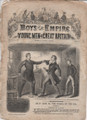BOYS OF THE EMPIRE YOUNG MEN OF GREAT BRITAIN 78  DIME NOVEL STORY PAPER