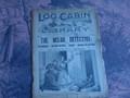 LOG CABIN LIBRARY # 372 SKELETON COVER STREET & SMITH OCEAN DIME NOVEL